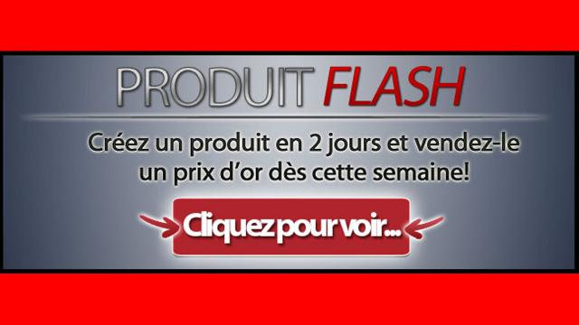 Produit Flash de Sylvain Wealth